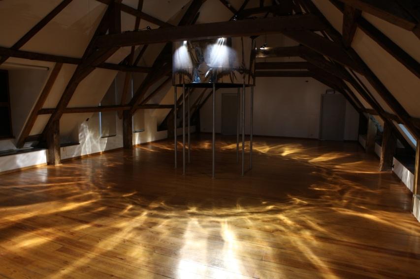 DIORAMATIZED #02 installation view @ Celibataire Divas, Hedendaagse kunst in Herkenrode Refuge